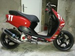 MBK Ovetto Lc  Red Devil