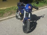 Derbi GPR 50 Nude Red Bull
