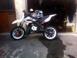 Derbi Senda SM DRD X-Treme Whitepower